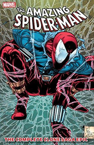 Spider-Man: The Complete Clone Saga Epic - Book Three (English Edition)