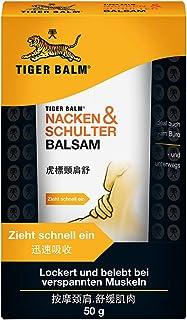 TIGER BALM Nacken & Schulter Balsam – Natürlicher