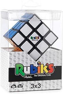 Rubik's Cube | Le puzzle 3x3 original de correspondance de couleurs, un cube classique de résolution de problème, avec son...