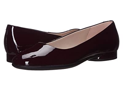 ECCO Anine Ballerina (Fig Cow Leather) Women