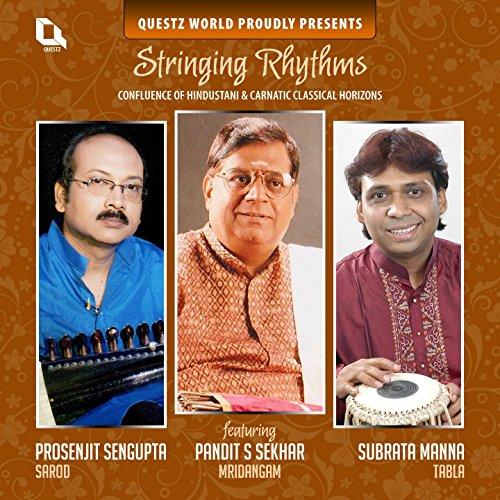 Stringing Rhythms (Indian Classical Sarod, Mridangam & Tabla)