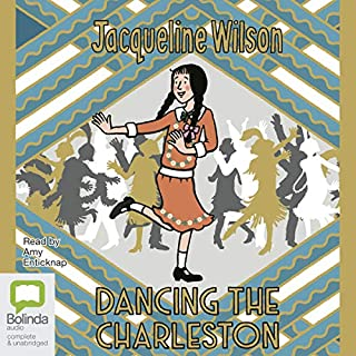 Dancing the Charleston audiobook cover art