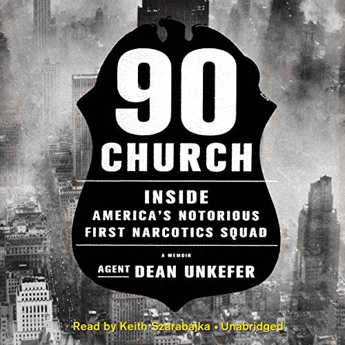 90 Church audiobook cover art