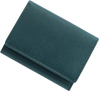 極小財布 栃木レザー ベーシック型小銭入れ BECKER(ベッカー)日本製 ミニ財布/三つ折り財布