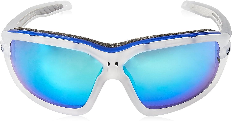 adidas Unisex-Adult Evil Eye Evo Pro L a193 6063 Non-Polarized Iridium Rectangular Sunglasses