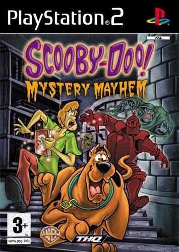 Scooby Doo Mystery Mayhem Edizione Regno Unito