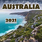 Australia 2021 Mini Wall Calendar