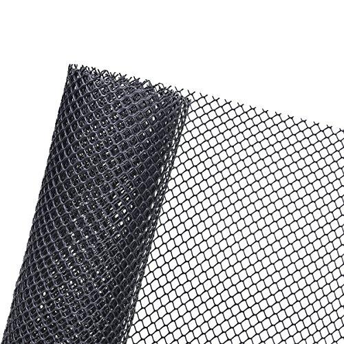 HaGa® Rasenschutzgitter Rasenschutz Rasengitter 2m Br. Masche 20mm (Meterware)
