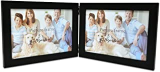 Giftgarden Friends Gift 5x7 inch Double Picture Frame for Photo 7x5