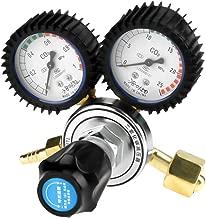 CO2 Pressure Regulator Gas Bottle Regulator Carbon Dioxide Beer Kegerator Keg Regulator Welding Pressure Reducer