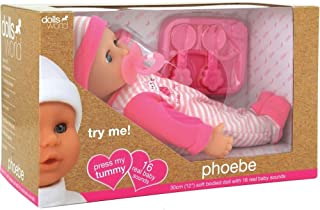 Dolls World Phoebe Doll - 8726