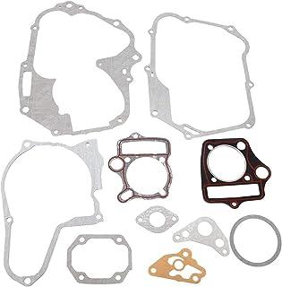 Yctze Motordichtungssatz, ABS 50 70 90 110 ccm 125 ccm Motor Zylinderkopf Stator Kupplung Einlassdichtung Dichtungssatz Autoersatzteile