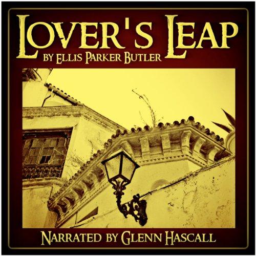 Lover's Leap audiobook cover art