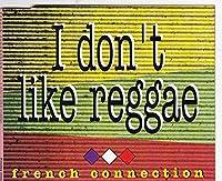 I don't like reggae [Single-CD]