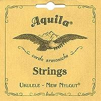 Aquila アクィーラ ソプラノウクレレ用弦 Low-Gタイプ 60センチメートル 4弦巻線 AQ-SLW 5U