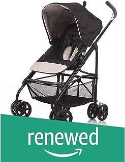 (Renewed) Evenflo E7IM Stroller (Black)