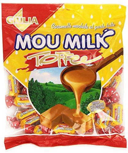 La Giulia Caramelle Mou Milk - 6 pezzi da 200 g [1200 g]