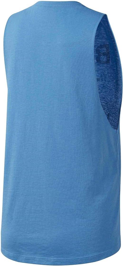 Reebok GS Burn Limits Muscle Camiseta De Tirantes Mujer