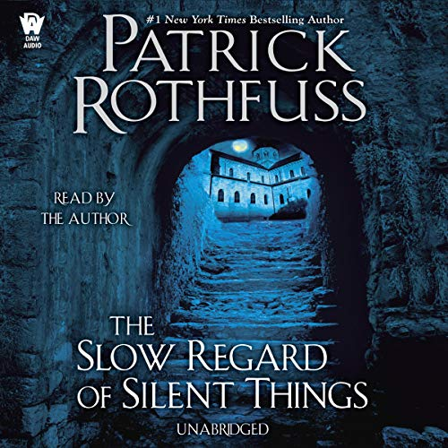 The Slow Regard of Silent Things  By  cover art
