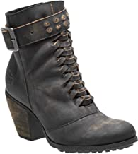 womens harley boots size 8