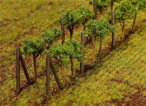 Faller 181254 - Weinreben, 24 Stück