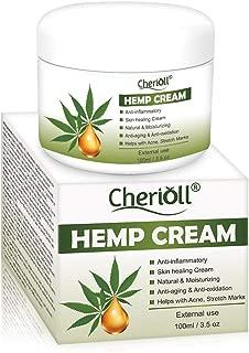 hemp healing cream