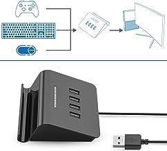 IFYOO KMAX1 有線コンボ ゲーミングキーボード&マウス 接続アダプタ PS4/Switch/Xbox One/PS3 対応 転換 変換 アダプター 日本語取扱説明付き