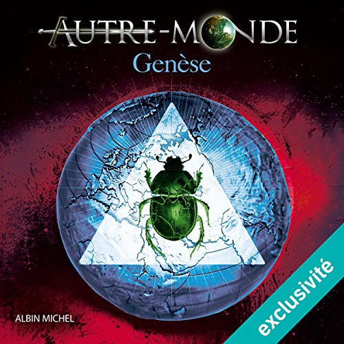 Genèse audiobook cover art