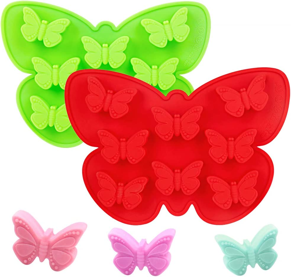 Stouge Butterfly Cake Detroit Mall Mold Trays Non-S Las Vegas Mall Shape Silicone