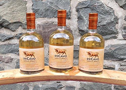 DeCavo Höhlenwhisky 59,7 %-Vol. (0,5 L)