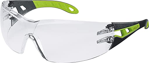 Uvex Pheos Safety Glasses - Anti-Fog and Scratch and