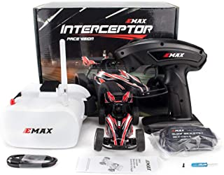 FairOnly EMAX Interceptor Remote Control FPV RC Car with Glasses Full Proportional Control RTR Model Car + Remote Control + Glasses Toys