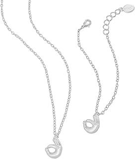emoji OK Necklace & Bracelet Set