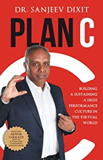 Book Plan C: Building and Sustaining a High-Performance Culture by Design in the Virtual World