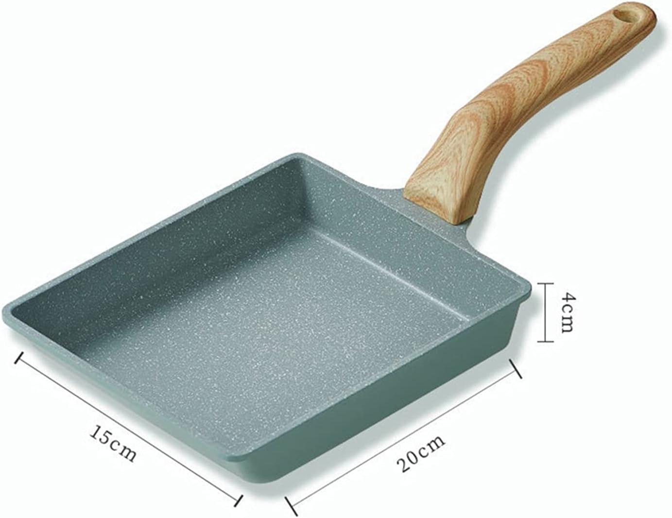 Non-stick pan Limited price 1515 1520cm Dallas Mall Non Frying Stick Tamagoya Pan Japanese