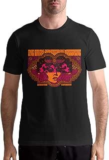 FriedaJO The Brian Jonestown Massacre Summer Shirt for Men's Black