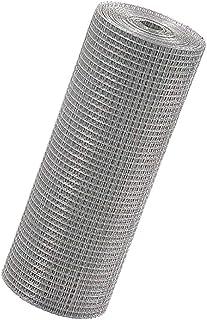 Wurko - Malla Electrosoldada 6 x 6 mm 100 cm Altura, Rollo 5 Metros