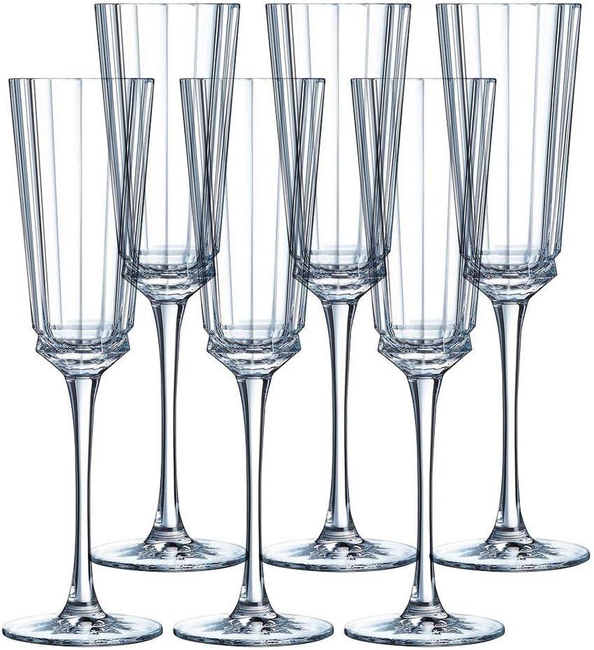 Kristallglas Cristal D Arques l8453/Karaffe Einheitsgr/ö/ße Transparent