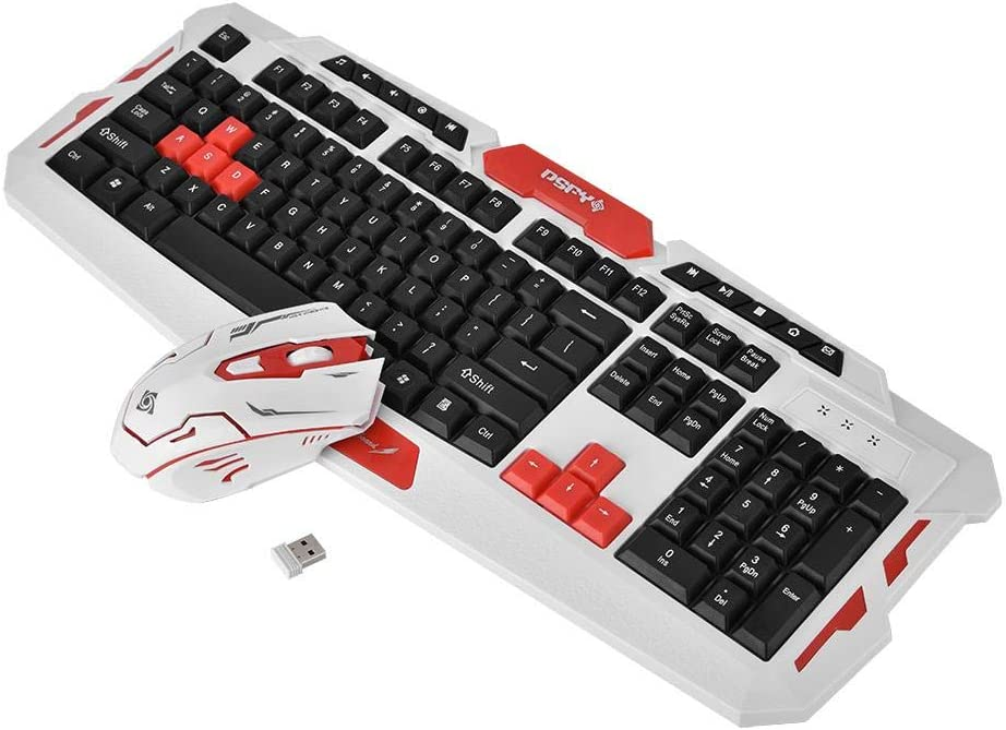 Max 55% OFF Wireless Keyboard Outlet SALE and Mouse Set Bundle Combo Mice