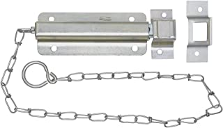 National Hardware N150-771 V820 Chain Bolt in Zinc plated