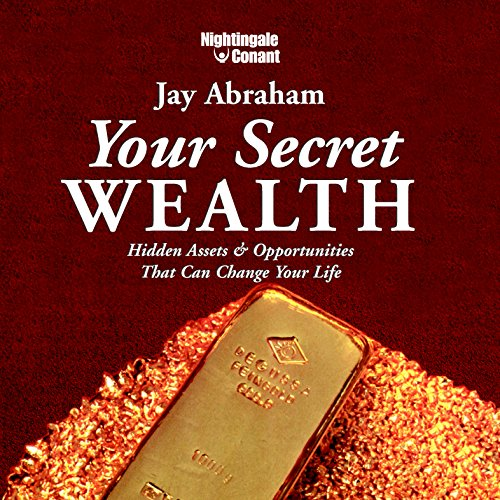 Your Secret Wealth audiobook cover art