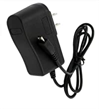 AC Adapter 2A Charger for Samsung NX200 NX300 NX2000 EX2F WB250F WB350F WB1100F WB35F WB30F WB110 WB2100 Smart; Galaxy Camera EK-GC100 GC110 GC120 GC200 Media Player 5.0 YP-G70