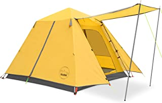 KAZOO Family Camping Tent Large Waterproof Pop Up Tents3/...