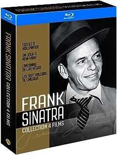 Frank Sinatra: Escale à Hollywood + Un jour à New York +  L'inconnu de Las Vegas + Les 7 voleurs de Chicago [Italia] [Blu-ray]