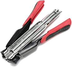 LIZANAN 2500 C Clips Hog Ring Pliers With Spring Loaded Fastening Cage Clamp Fences Pincers Tool Tools
