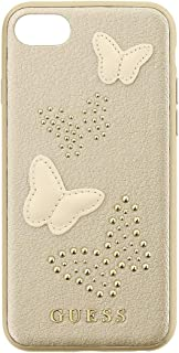 CG MOBILE Protective Case Original Guess–Butterfly Series iPhone 8–iPhone 7–Gold