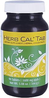 Herb Cal® Tab, 90/1600mg Tabs