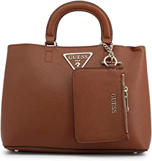 Guess Womens Aretha Girlfriend Satchel Bag