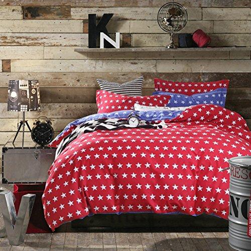 KESS InHouse Chickaprint Dazed Pastel Splatter Queen Comforter 88 X 88