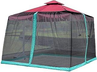 キャノピーテント、ポータブルアンチUVキャノピーネットテント、簡単なポップアップビーチキャンプサンシェルター、屋外パティオおよびガーデン用、300x300x230cm、防虫